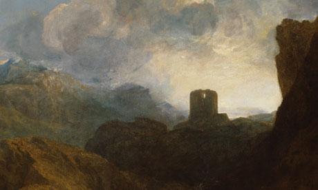 Turner Dolbarden Castle