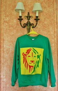 Nick Bethell Clothing Green Sweater