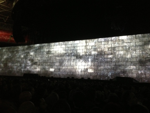 The Wall Wembley EL
