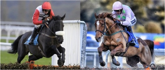 Collision course: Will this year see the baton passed from Big Bucks to Annie Power?