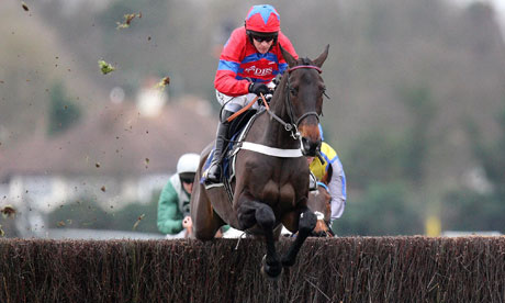 Sprinter Sacre - Sadly absent