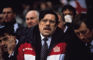 Mike Bassett, a sort of prototype Roy Hodgson