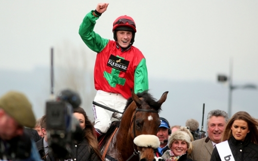 Dodging Bullets completed a double over Sprinter Sacre this season