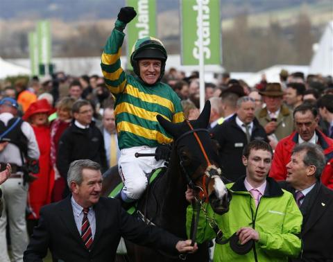 Champion Hurdle - Will Jezki be celebrating again this year?