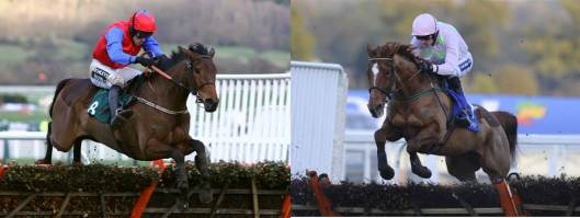 Quevega and Annie Power... Passing of the baton?